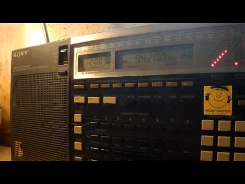 05 09 2016 Voice of Greece in English to WeEu 1200 on 9420 Avlis tx#3