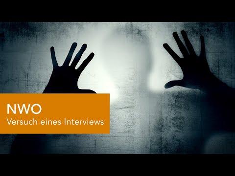 Versuch eines Interviews mit der NWO