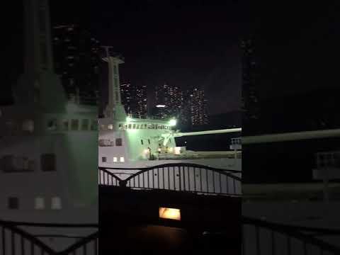 竹芝ふ頭公園 昼と夜東京 デートスポット