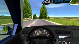 racer free car simulation vw golf 3 glx