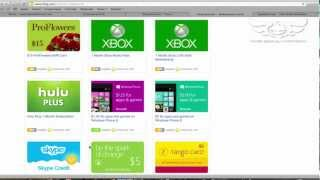 [100% LEGAL] Como Tener Codigos Microsoft Points o Gold GRATIS