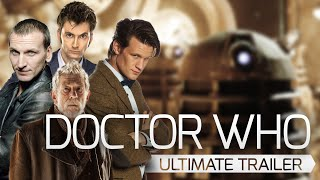 Doctor Who: Ultimate Cinema Trailer - BBC One | 2005 - 2013 |