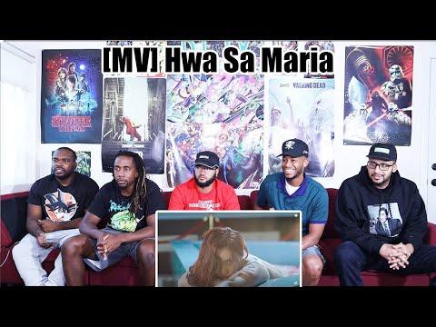 [MV] 화사 (Hwa Sa) - 마리아 (Maria) Reaction