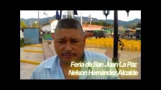 Feria 2013 San Juan, La Paz, Honduras toreada el tra tra tra musica punta y rancheras video gracioso