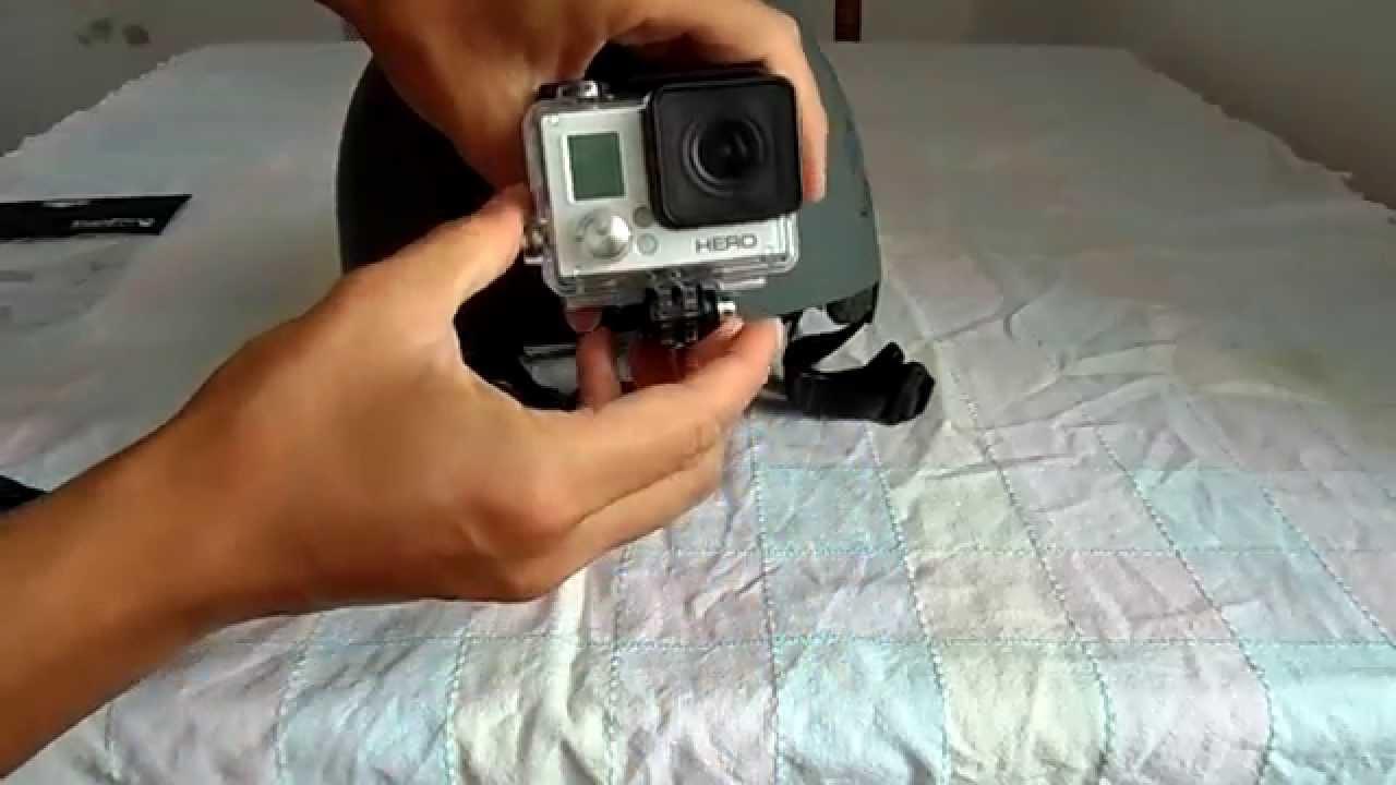 Video Tutorial  Come montare GoPro Hero 3 sul casco per