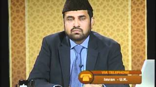Future of those who have not yet receied the Message of Ahmadiyyat..flv