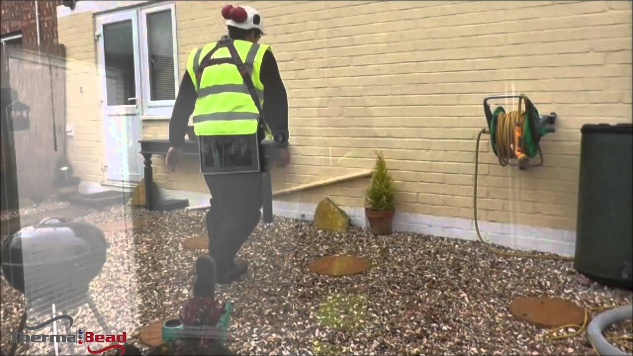 ThermaExtract - Solution for Failed Cavity Wall insulation? - YouTube