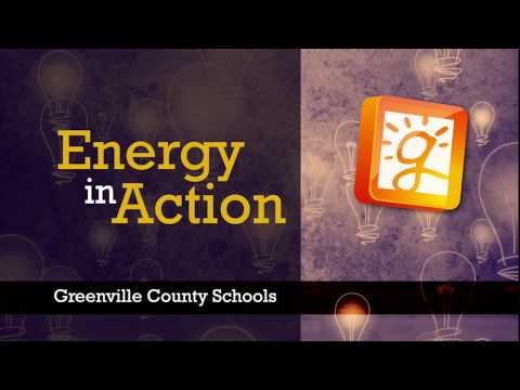Greenville County Schools Energy in Action