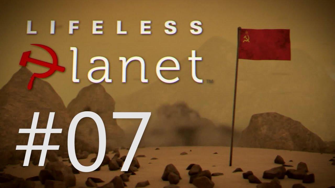lifeless planet 07 roboterarm im alienloch lets