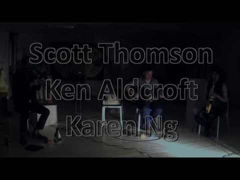 Thomson-Aldcroft-Ng at City Art Rotterdam