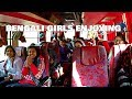 Assamese Girls having FUN in the Bus HD | North East India