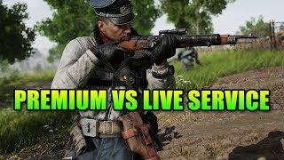 Battlefield Premium VS Live Service - Should Premium Come Back?