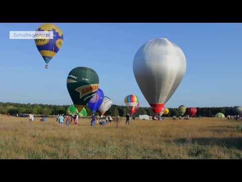 Hot air balloon - Leszno Cup
