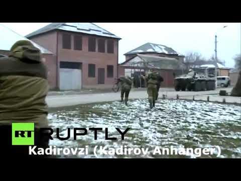 Чеченские муджах1иды раньше и сейчас пехотинцы. разница