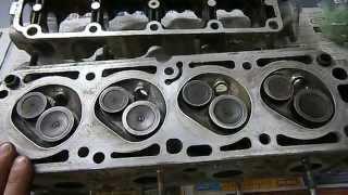 Chevrolet Lanos - ремонт ГБЦ и замена распредвала.(https://www.youtube.com/channel/UCKH3Xpj8f2y_YFMYGllATcw Мой канал подписывайтесь друзья., 2015-03-27T20:40:54.000Z)