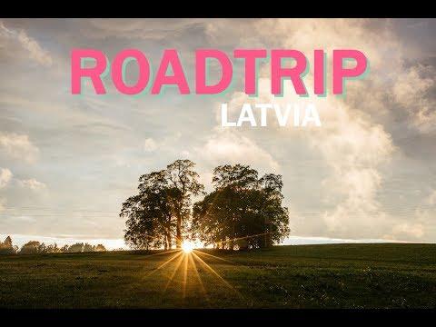 Latvia Roadtrip 2017
