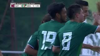 Video Gol Pertandingan Qatar U-20 vs Meksiko U-21
