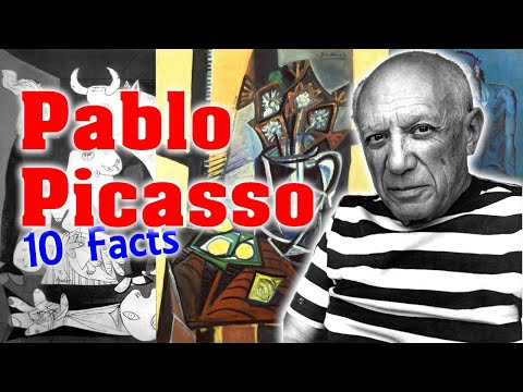 10 Amazing Facts about Pablo Picasso