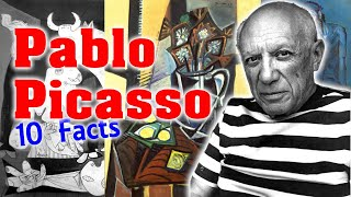 10 Amazing Facts about Spanish Artist Pablo Picasso - Art History School