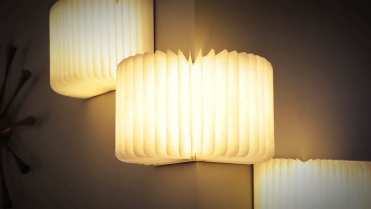 Lumio Much More Than A Book Lamp Youtube