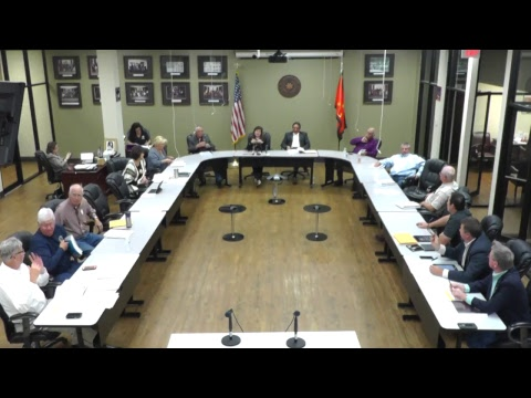 Executive and Finance Committee Meeting - 4/27/2017