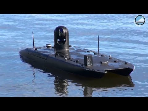 MARTAC MANTAS unmanned surface vehicle USV
