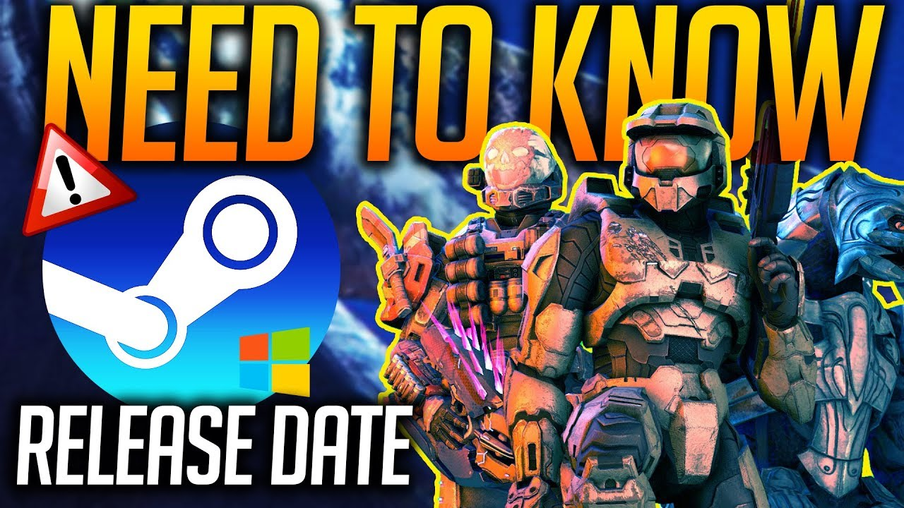 HALO MCC ON PC - EVERYTHING YOU NEED TO KNOW + HALO REACH ON PC AND HALO  NEWS