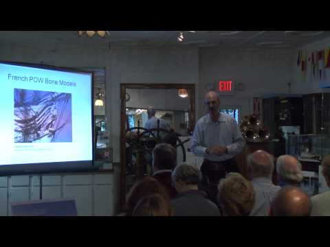 May 2, 2013 History Lecture: Shipmodeling Through the Ages with Charles Cozewith