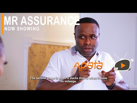 Download or Watch : Mr Assurance Latest Yoruba Movie 2021 Drama