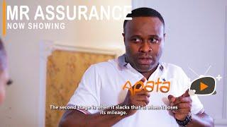 Mr Assurance Latest Yoruba Movie 2021 Drama Starring Femi Adebayo   Foluke Daramola   Kemi Anibaba