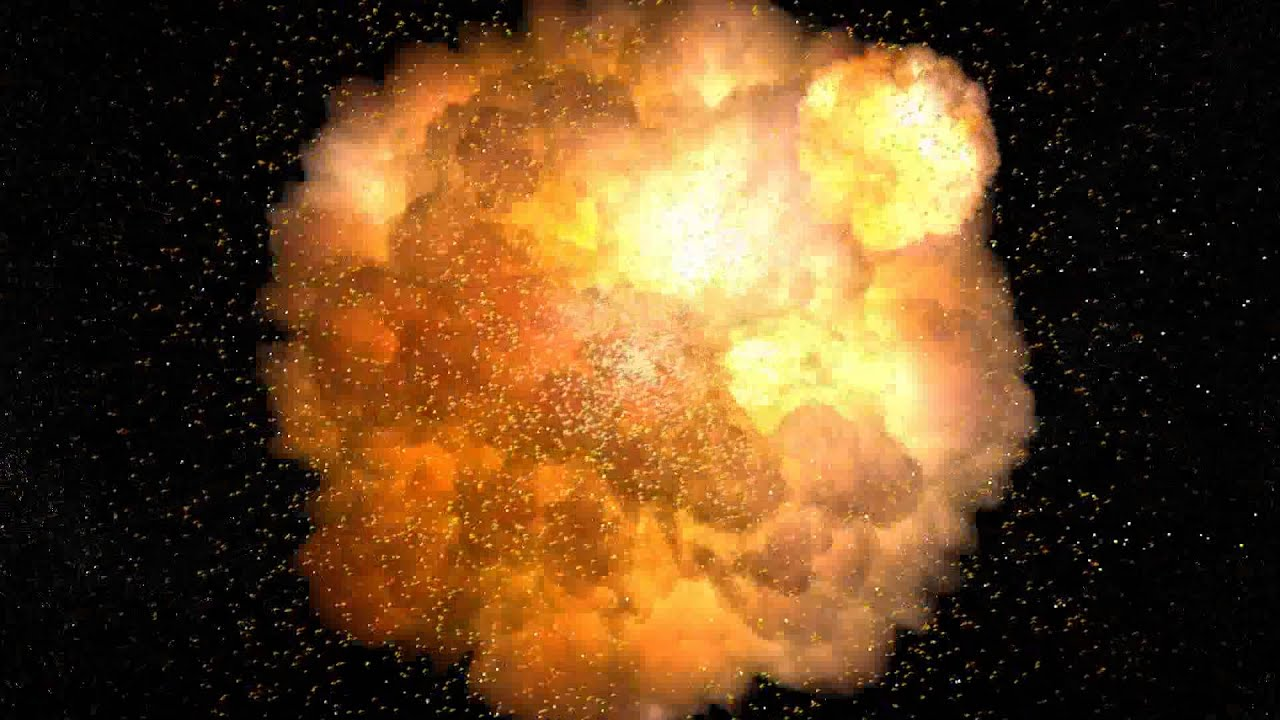 3d Galactic Wallpaper Earth Explosion Youtube