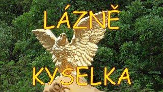 Lázně Kyselka - pozdrav od pramenu