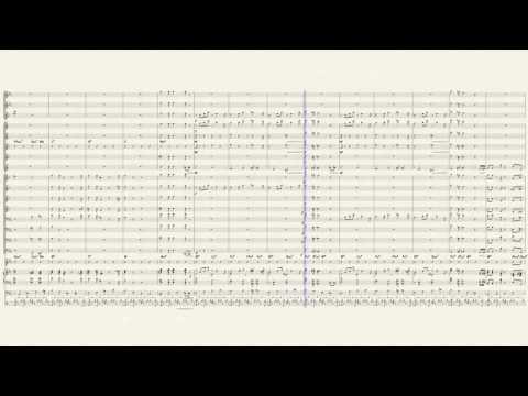 """Morning Tendencies"": For a Jazz Big Band"