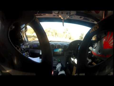 Auscon Rally Team Targa West 2014