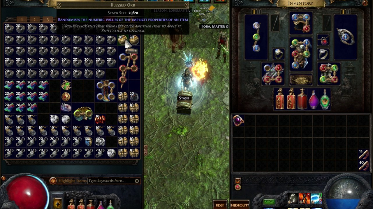 Path of Exile CURRENCY HACK! - YouTube