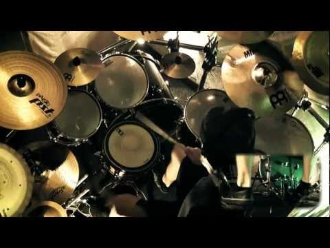 Lamb of God - Reclamation (Drum Cover by 3triska3)