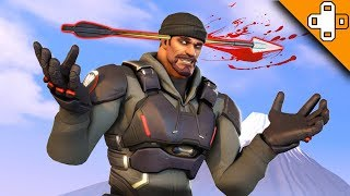 The *SECRET* of OVERWATCH: LOL IDK! Overwatch Funny & Epic Moments 453