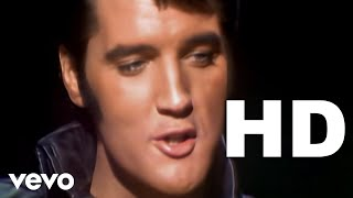 Elvis Presley, Martina McBride - Blue Christmas (Official HD V…