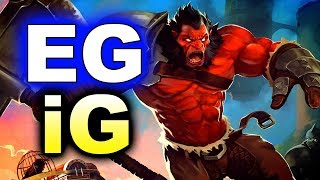 EG vs IG - NA vs CHINA WINNERS! - MDL Chengdu MAJOR DOTA 2