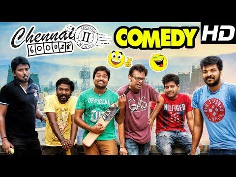 Chennai 28 II Tamil Movie Comedy Scenes |...