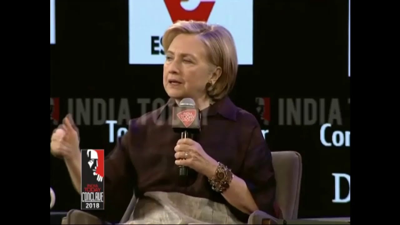 "Bitter Hillary Clinton Trashes America's Heartland, Calls States That Didnt Vote For Her ""Backwards"""
