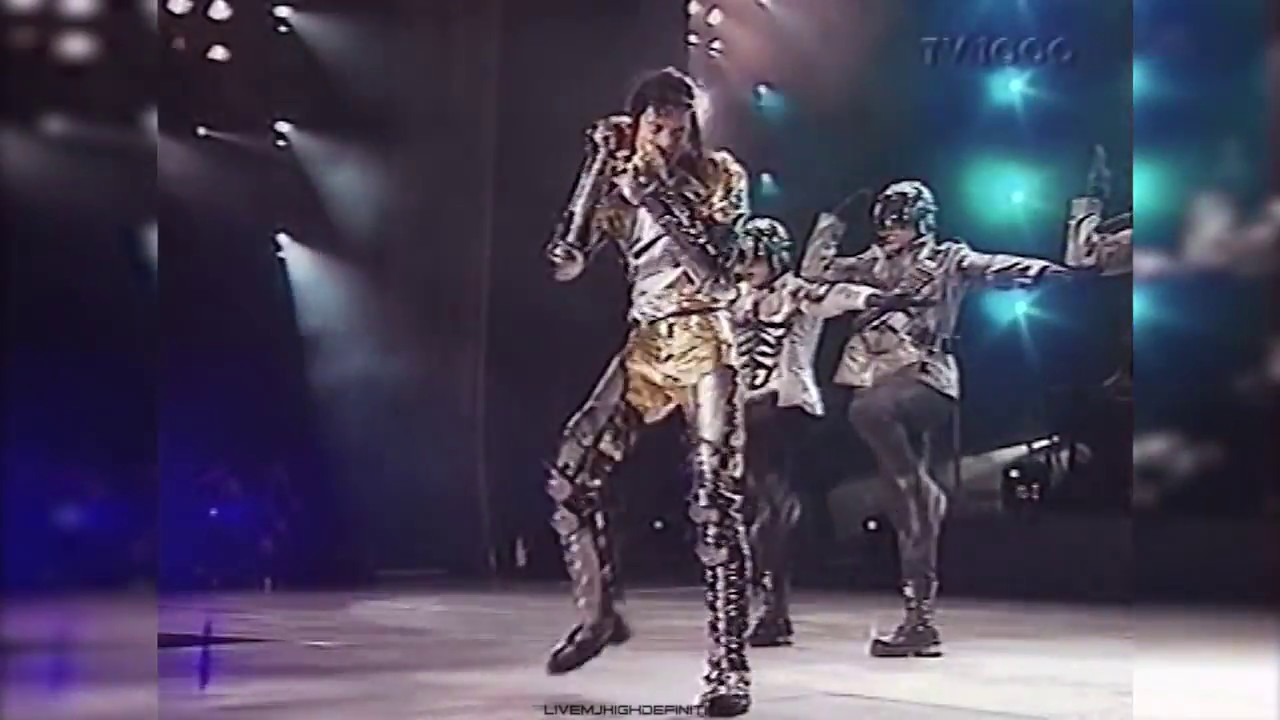 Michael Jackson They Don T Care About Us Live