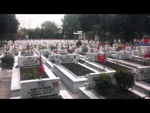 29 Ekim 2015 @ Edirnekapı Şehitliği