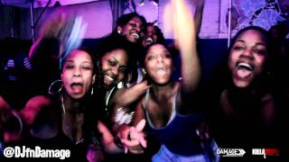 DJ Damage Switch It Up Sundays at Shampoo NightClub [Official Video]