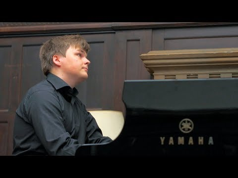 Mikhail Dubov plays Svetlanov - Prelude in A minor (Paris, 2016)