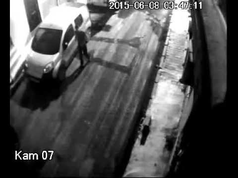 Robbed in Istanbul