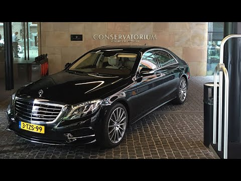 Chauffeur Services Holland - Limousine & Taxi Services  in Amsterdam