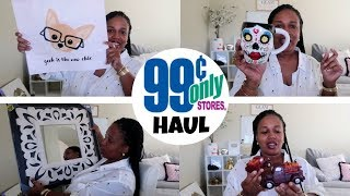 99 CENT ONLY STORE HAUL!!! LOT'S OF GOODIES