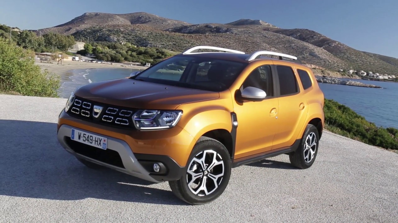 essai dacia duster tce 125ch prestige youtube. Black Bedroom Furniture Sets. Home Design Ideas