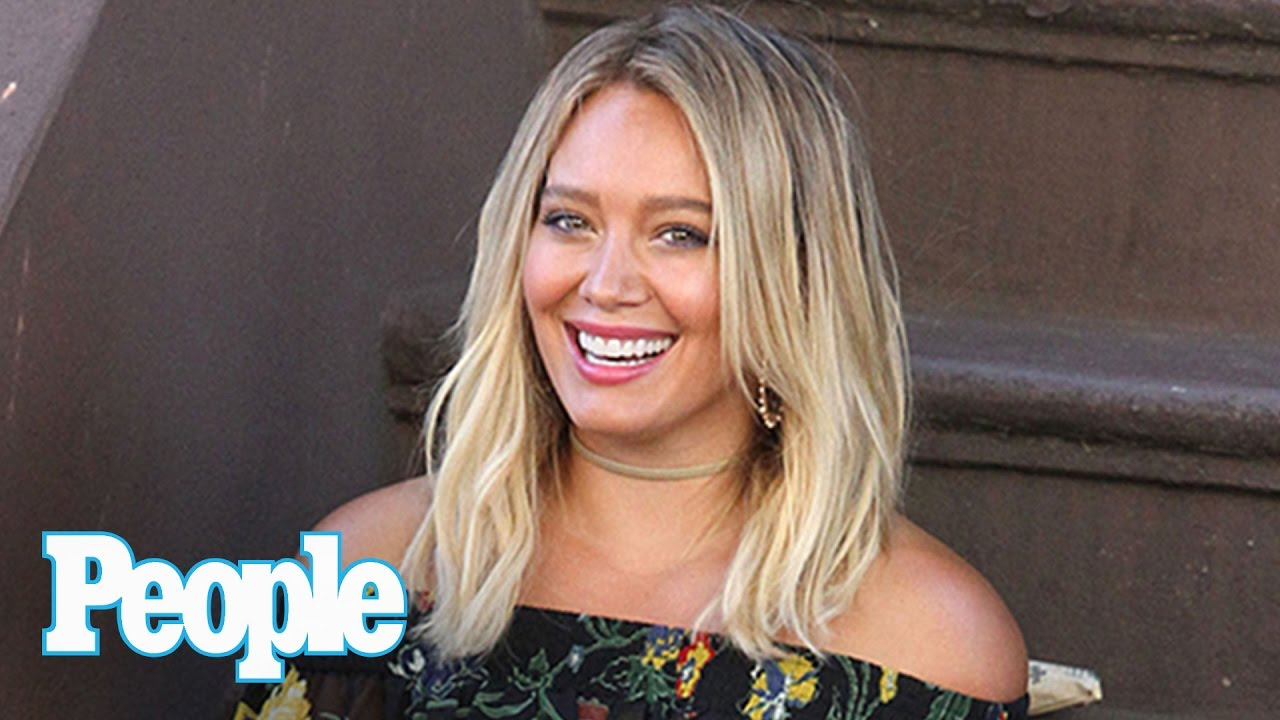 3adaf9a3240c Hilary Duff Remembers  Casper Meets Wendy    Gives Advice to Younger Self